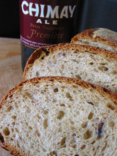 barm bread crumb