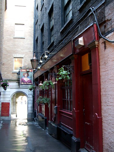 The Nell Gwynne (Covent Garden WC2)