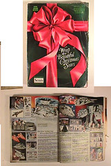 Sears Christmas Catalog Wish Book 1981