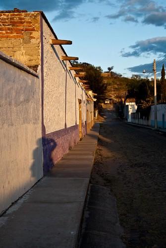 Calle fondo subida Panteon