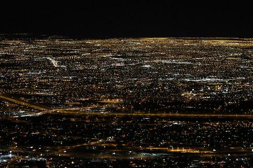 El Paso and Juarez, Mexico