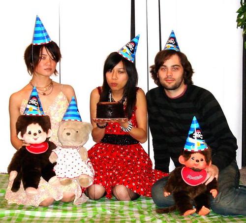 monkey party 2006