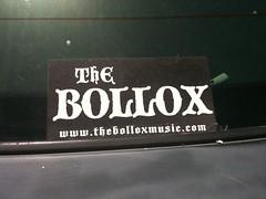 Bollox!