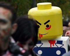 Zombie Lego man