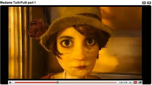 Avatar - Neytiri  compare to Madame Tutli-Putli