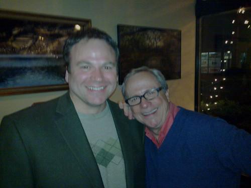 Me and David Allen