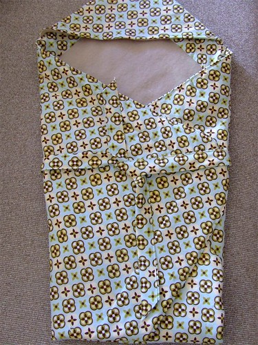 Snuggie Wrap blanket by Rachelle