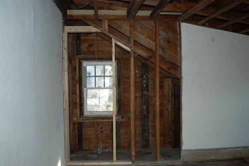 upstairs bedroom right dormer