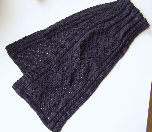 marian seaman scarf