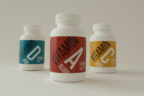 Vitamin Packaging by colindunn