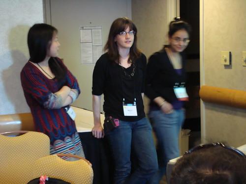 Mini Conference Presentations @ FLOSS HCI Workshop at SIGCHI 2010