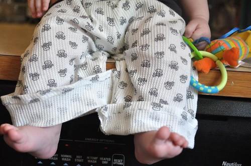 More pants