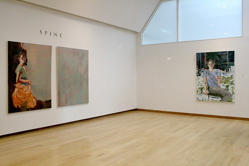 """Spine: Senior Exhibition"", Installation Views"