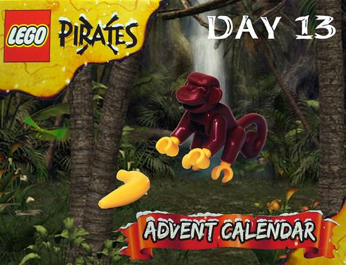 Pirate Advent Calendar Day 13
