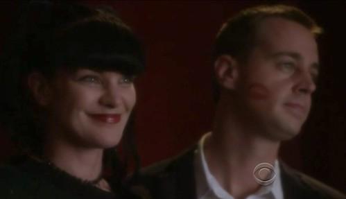 Abby's kiss