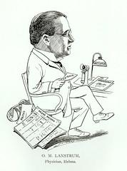 O. M. Lanstrum, Physician, Helena, Montana. (1911)