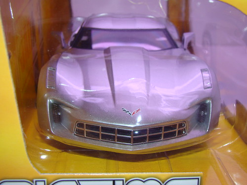 Jada Toys Concept corvette Stingray (2)