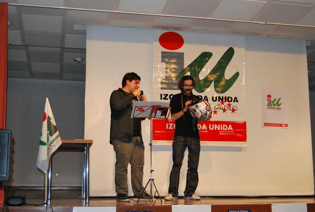 entrega de premios iu 38