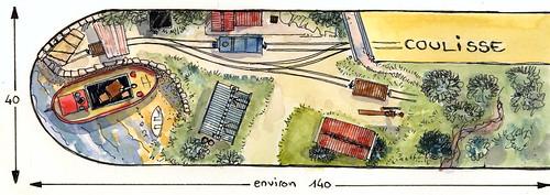 Dunbracken Trackplan