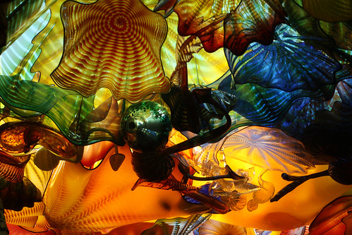 Chihuly Cave