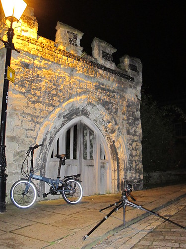 Dahon, Gate and Tripod