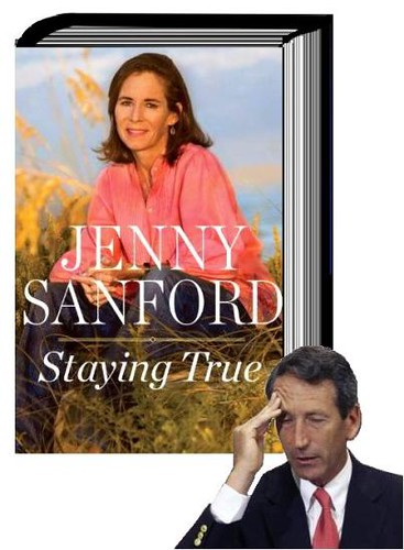 Jenny Sanford: Forthcoming Book?