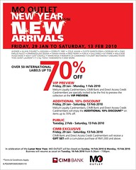 MO Outlet NY New Arrivals