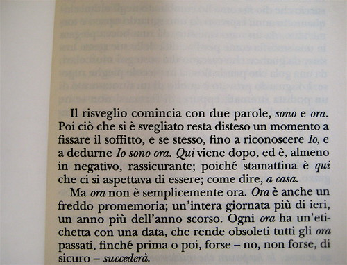 Christopher Isherwood, Un uomo solo, Adelphi 2009, frontespizio. (part.), 1