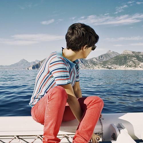 un giorno al mare