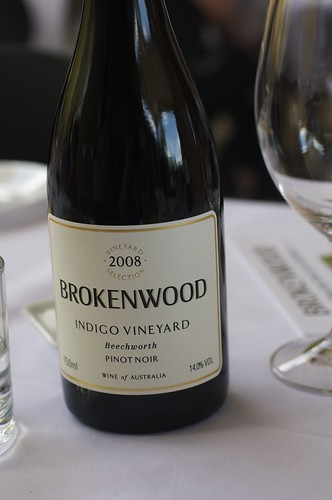 Brokenwood vineyard Get Your Hands Dirty Lunch