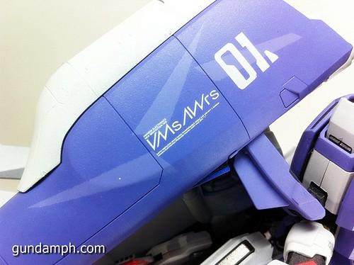 MG EX-S Gundam Custom Painted (13)