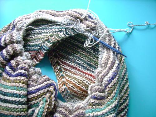 silk kerchief, again