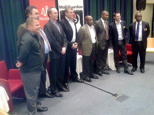 Neotel - Mail & Guardian Critical Thinking Forum - 10