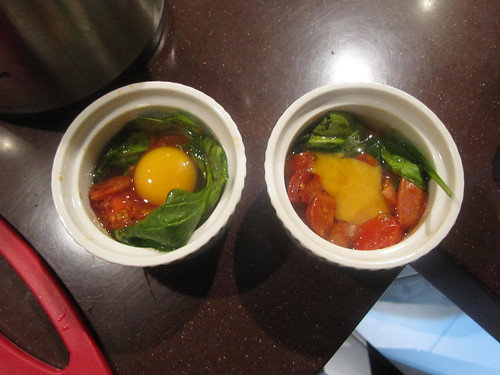 Baked Eggs (2)
