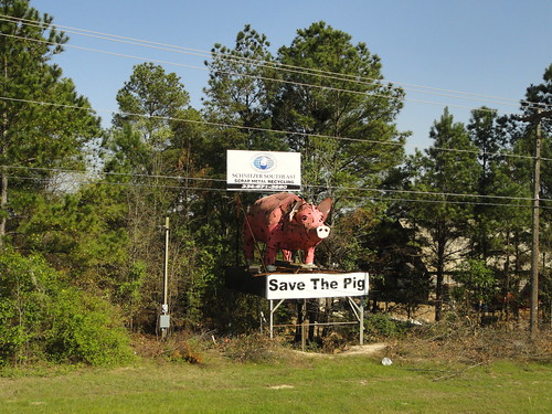 Monument to the Hog, Dothan AL