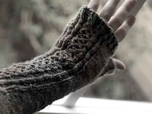 One warm wrist