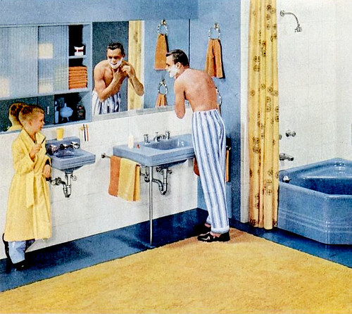 Bathroom (1955)