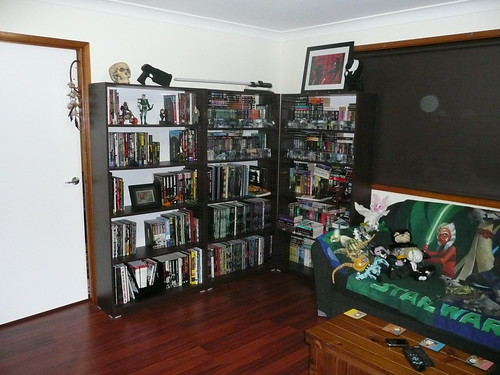Comic Rooms