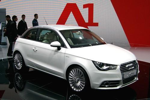 Audi A1 hybrid