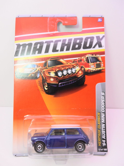 matchbox '64 austin mini cooper s (1)