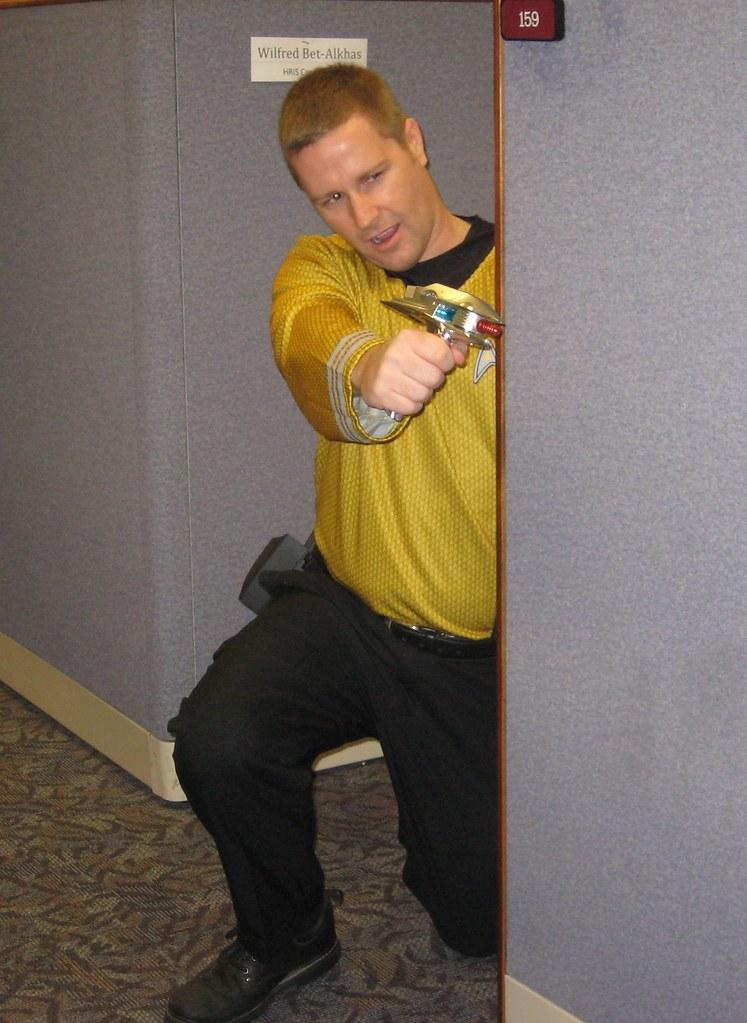 Me as Kirk 2