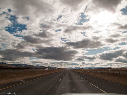 Clouds Break
