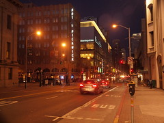 San Francisco by Night: Mission Street