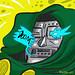 Dr. Doom Twitter Avatar
