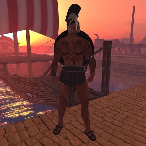 Black Roman #3