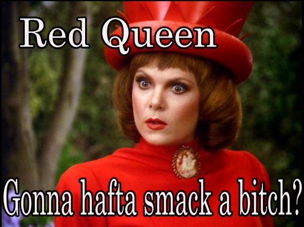 17 red queen