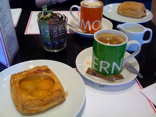 tate modern breakfast