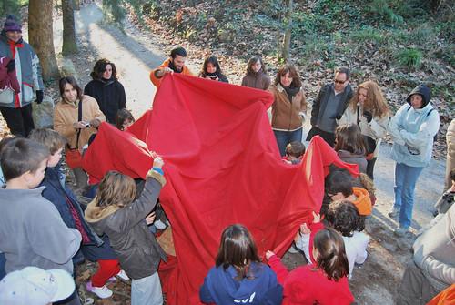 Celebració del Nadal, 19 de desembre de 2009, a Sant Medir - regals