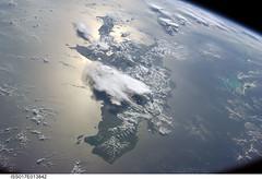 Haiti and the Greater Antilles (NASA, Internat...