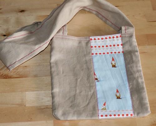 Gnomey Little Explorer Bag